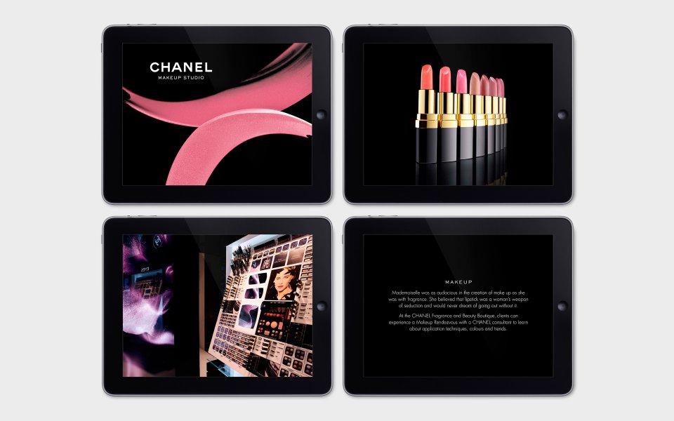 New Chanel Makeup Studio in London